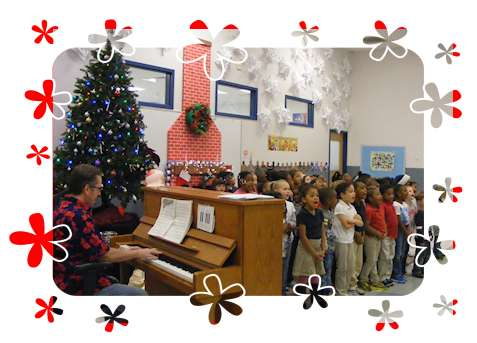 Campus Community School holiday sing along celebrates the season